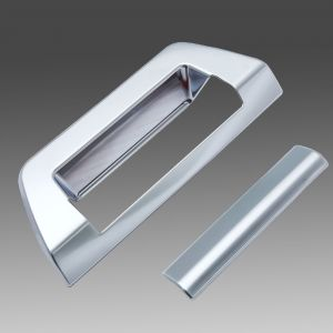 2015-2016 Ford F150 F-150 Chrome Plated Polished Tail Tailgate Door Handle Cover