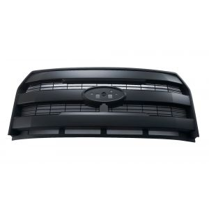 GBK 15-16 Ford F150 Front Grille W/ Matte Black Paint