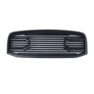 GBK 06-08 Ram1500 Polished Black Front Grille