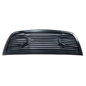 GBK 09-12 Dodge Ram1500 Raptor Style Front Grille With Bright Black Paint