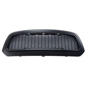 GBK 13-16 Dodge Ram1500 Rapter Style Matte Black Front Grille